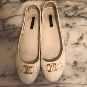 Louis Vuitton Oxford Flats